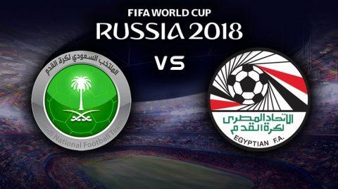 Nhận định Ả rập Xê-út vs Ai Cập, 21h00 ngày 25/06: Vớt vát danh dự