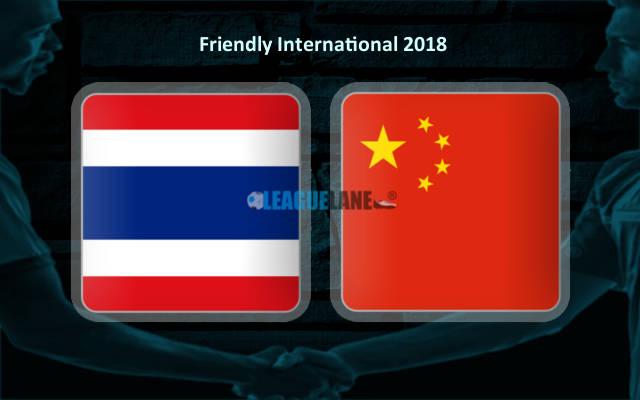 Nhận định bóng đá Thái Lan vs Trung Quốc, 18h30 ngày 02/06: Tầm vóc châu lục