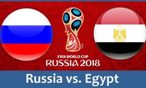 Nhận định bóng đá Nga vs Ai Cập, 1h00 ngày 19/06: Gấu Nga thăng hoa
