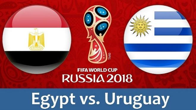 Nhận định Ai Cập vs Uruguay, 19h00 ngày 15/6: Bảng A