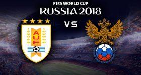 Nhận định Uruguay vs Nga, 21h ngày 25/6: Phân định ngôi đầu