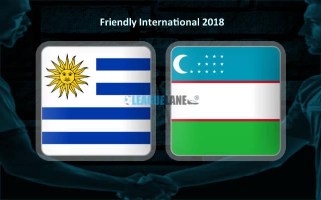 Nhận định bóng đá Uruguay vs Uzbekistan, 6h10 ngày 8/6: Đi dạo