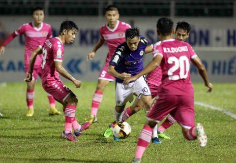 5 điểm nhấn vòng 14 V-League 2018: Hà Nội FC bất ngờ bại trận