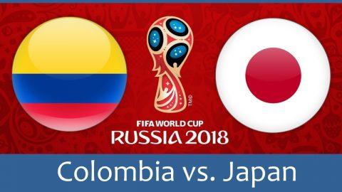 Nhận định bóng đá Colombia vs Nhật Bản, 19h00 ngày 19/06: Bẻ kiếm Samurai