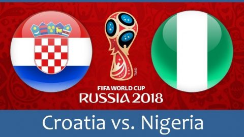 Nhận định Croatia vs Nigeria, 02h00 ngày 17/6: Bảng D
