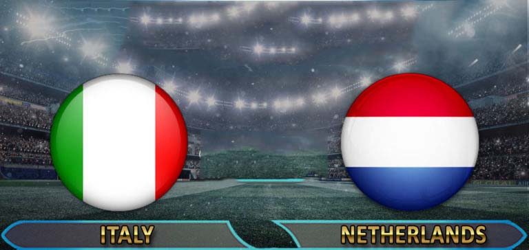Nhận định Italia vs Hà Lan, 01h45 ngày 05/6: Màu xanh nhạt nhòa