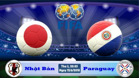 Nhận định Nhật Bản vs Paraguay, 20h05 ngày 12/06: Cú hích tinh thần
