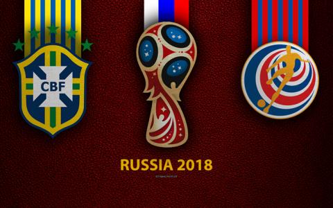 Nhận định Brazil vs Costa Rica, 19h00 ngày 22/06: Cửa dưới làm loạn