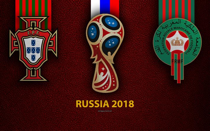 Nhận định Bồ Đào Nha vs Ma Rốc, 19h00 ngày 20/06: Trong thế đường cùng