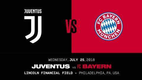 Nhận định Juventus vs Bayern Munich, 06h00 ngày 26/7: ICC 2018