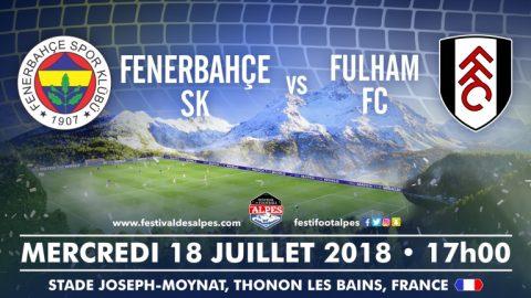 Nhận định Fenerbahce vs Fulham, 23h00 ngày 18/7: Người Anh hưng phấn