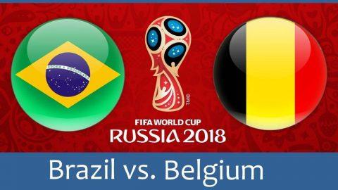 Nhận định Brazil vs Bỉ, 01h00 ngày 07/07: Còn nhiều nỗi lo