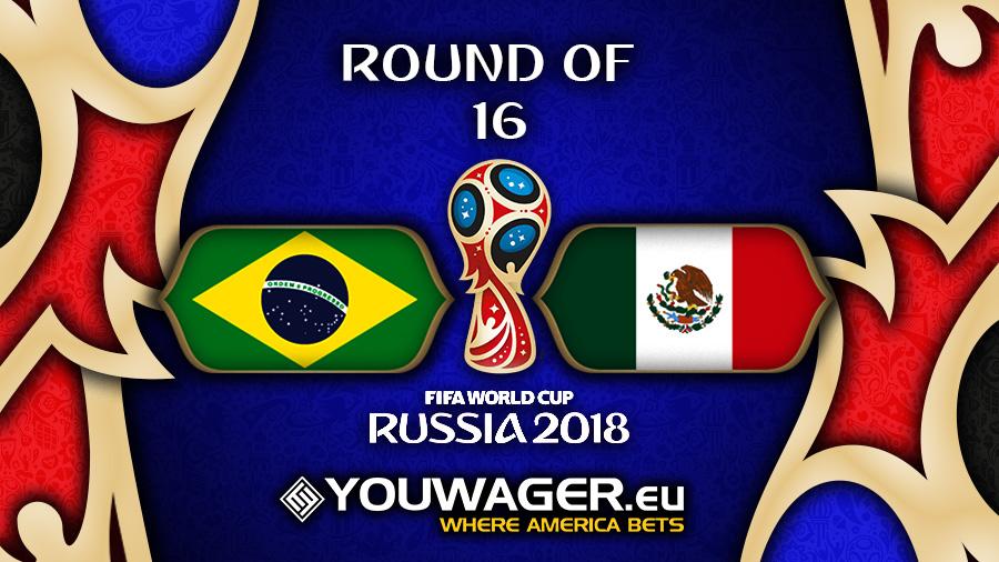 Nhận định Brazil vs Mexico, 21h00 ngày 02/07: Samba lệch nhịp