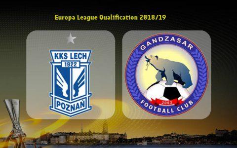 Nhận định Lech Poznan vs Gandzasar, 01h45 ngày 13/07: Khó có bất ngờ