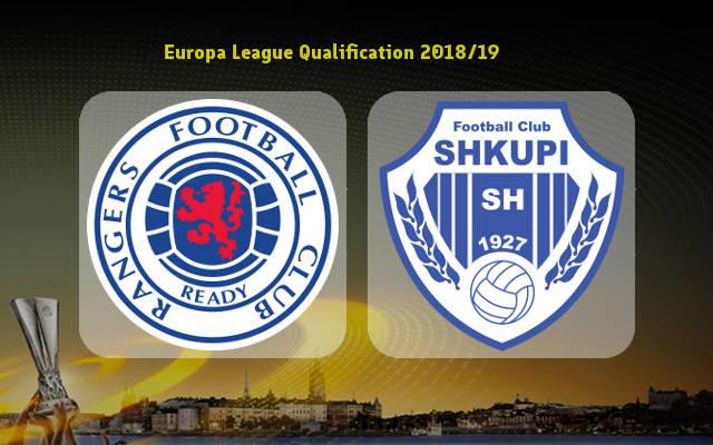 Nhận định Rangers vs Shkupi, 01h45 ngày 13/7: Ưu thế sân nhà