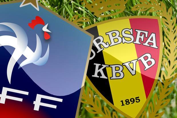 Nhận định Pháp vs Bỉ, 01h00 ngày 11/7: Quỷ đỏ giết Gà