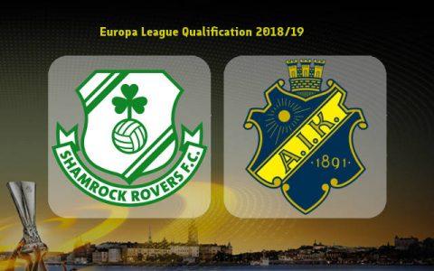 Nhận định Shamrock Rovers vs AIK Solna, 01h05 ngày 13/07: Lợi thế cho khách