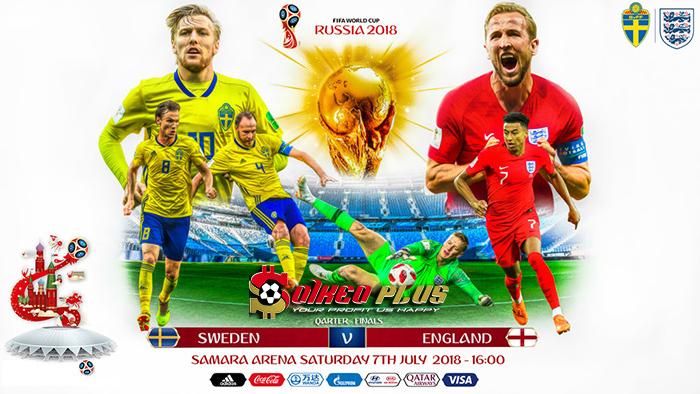 Nhận định Thụy Điển vs Anh, 21h00 ngày 07/07: Ám ảnh Tam sư