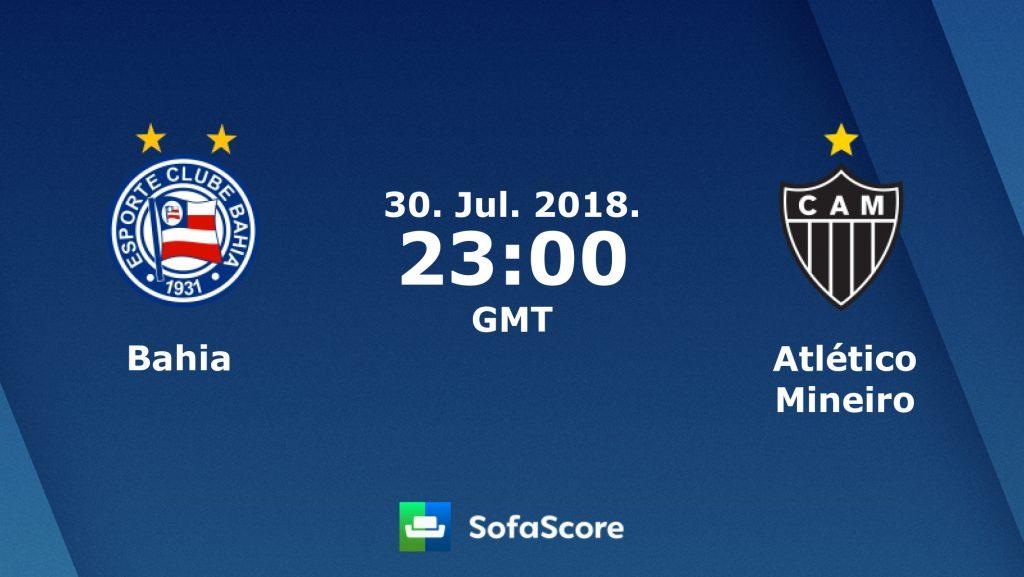 Nhận định Bahia vs Atletico Mineiro, 06h00 ngày 31/7: VĐQG Brazil