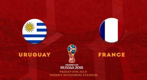 Nhận định Uruguay vs Pháp, 21h00 ngày 6/7: Tin vào Uruguay