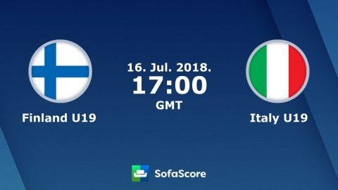 Nhận định U19 Phần Lan vs U19 Italia, 0h00 ngày 17/7: Chủ nhà bất lực