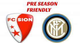 Nhận định Sion vs Inter Milan, 23h30 ngày 18/7: Tiếp tục thị uy