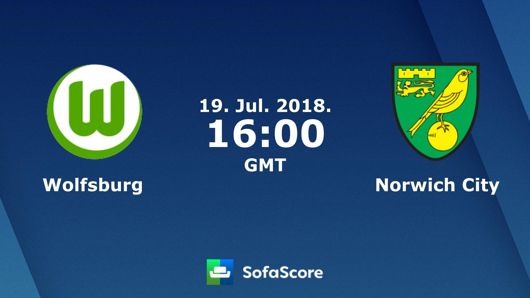 """Nhận định Wolfsburg vs Norwich, 23h00 ngày 19/07: Hạ gục """"Hoàng yến"""""""