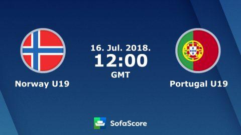 Nhận định U19 Na Uy vs U19 Bồ Đào Nha, 19h00 ngày 16/7: Khó có bất ngờ