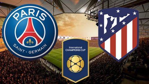 Nhận định PSG vs Atletico Madrid, 18h30 ngày 30/7: ICC 2018