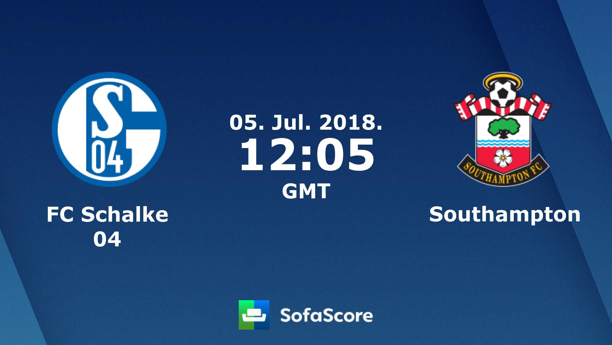 Nhận định Schalke vs Southampton, 19h05 ngày 5/7: Giải tỏa sức ì