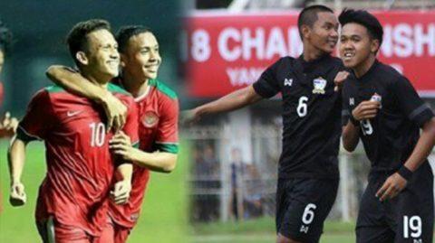 Nhận định U19 Indonesia vs U19 Thái Lan, 19h00 ngày 09/7: Hơn ở đẳng cấp