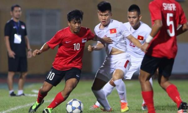 Nhận định U19 Việt Nam vs U19 Singapore, 15h30 ngày 9/7
