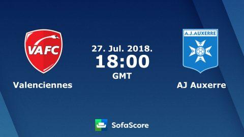 Nhận định Valenciennes vs Auxerre, 1h00 ngày 28/7: Hạng 2 Pháp