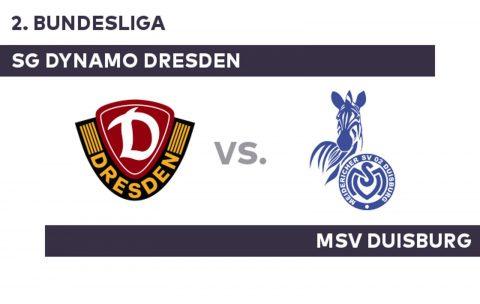 Nhận định Dynamo Dresden vs Duisburg, 01h30 ngày 7/8: Hạng 2 Đức