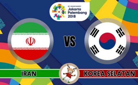 Nhận định U23 Iran vs U23 Hàn Quốc, 19h30 ngày 23/8: ASIAD 2018