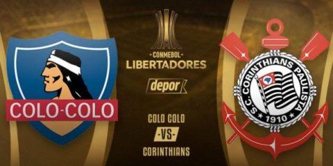 Nhận định Colo Colo vs Corinthians, 07h45 ngày 09/8: Copa Libertadores