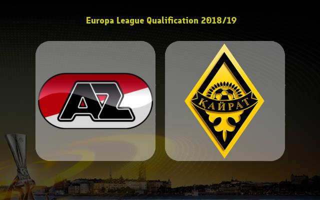 Nhận định AZ Alkmaar vs Kairat Almaty, 01h00 ngày 3/8: Europa League