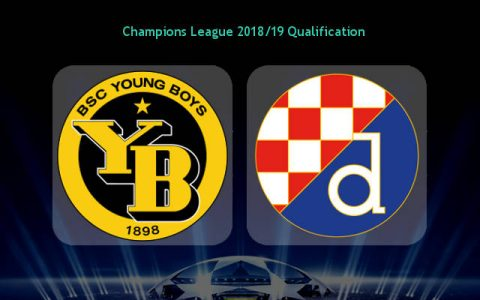 Nhận định Young Boys vs Dinamo Zagreb, 02h00 ngày 23/08: Play-off Champions League