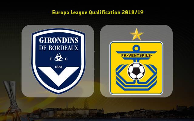 Nhận định Bordeaux vs Ventspils, 01h00 ngày 3/8: Europa League