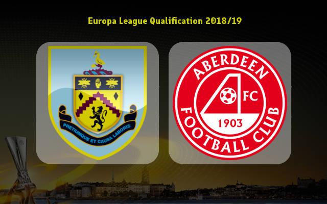 Nhận định Burnley vs Aberdeen, 01h45 ngày 3/8: Europa League