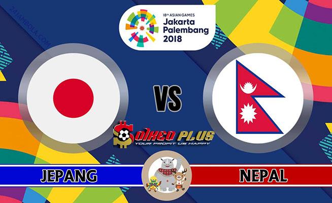Nhận định U23 Nhật Bản vs U23 Nepal, 19h00 ngày 14/8: ASIAD 2018