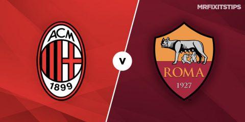 Nhận định AC Milan vs AS Roma, 01h30 ngày 01/9: VĐQG Italia