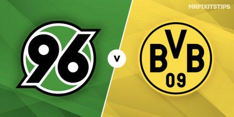 Nhận định Hannover vs Dortmund, 01h30 ngày 1/9: VĐQG Đức