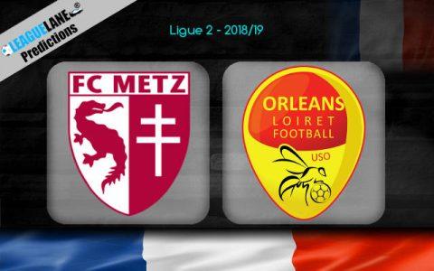 Nhận định Metz vs Orleans, 01h00 ngày 4/8: Hạng 2 Pháp