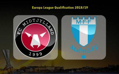 Nhận định Midtjylland vs Malmo, 0h15 ngày 31/8: Lượt về vòng play-off Europa League