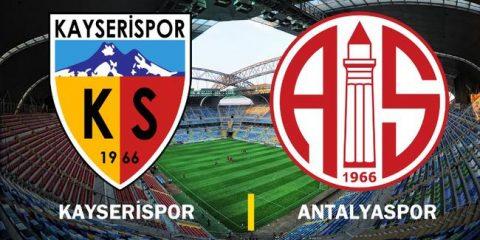 Nhận định Kayserispor vs Antalyaspor, 01h45 ngày 14/8: VĐQG Thổ Nhĩ Kỳ