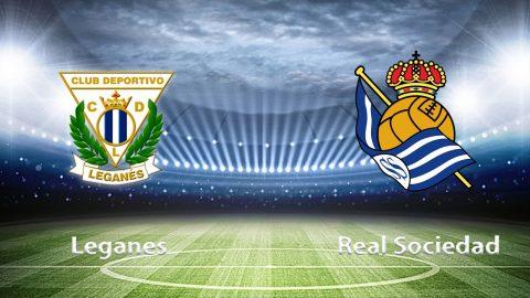 Nhận định Leganes vs Sociedad, 03h15 ngày 25/8: La Liga