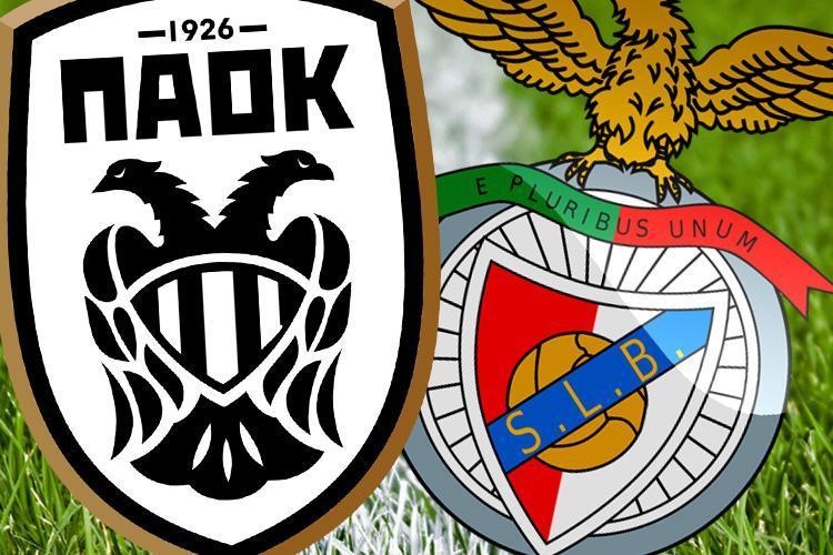 Nhận định PAOK vs Benfica, 02h00 ngày 30/08: Champions League