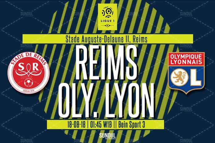 Nhận định Reims vs Lyon, 01h45 ngày 18/8: VĐQG Pháp