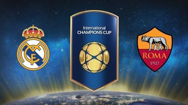 Nhận định Real Madrid vs AS Roma, 07h00 ngày 8/8: ICC 2018